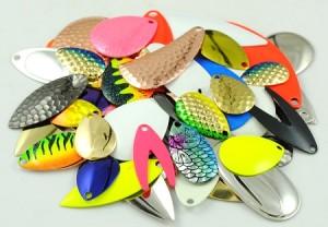 spinner blade assortment